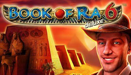 Book of Ra — лучший слот для ценителей азарта