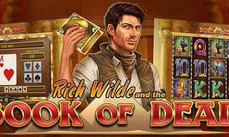 Book of Dead (Книга Мертвых) игровой автомат с бесплатной игрой